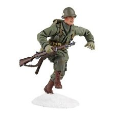William Britains U.S. 101st Airborne Infantry Running Figure Number 25045 NEW