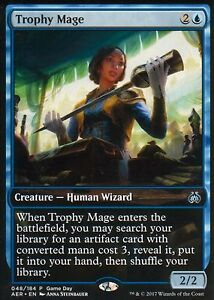 Trophy-Mage-NM-Game-Day-Promo-Magic-MTG