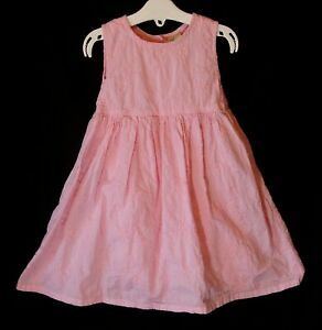 Next Baby Girls Pink Flamingo Unicorn Candy Xmas Santa Dress Age 3-6 Months NEW