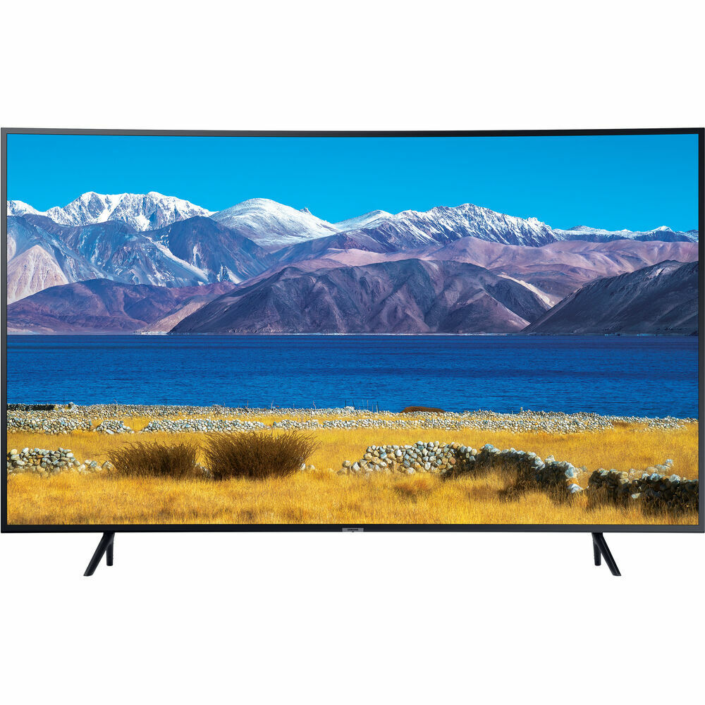 Samsung UN65TU8300 65 HDR 4K UHD Smart Curved TV - (2020 Model). Available Now for 847.99