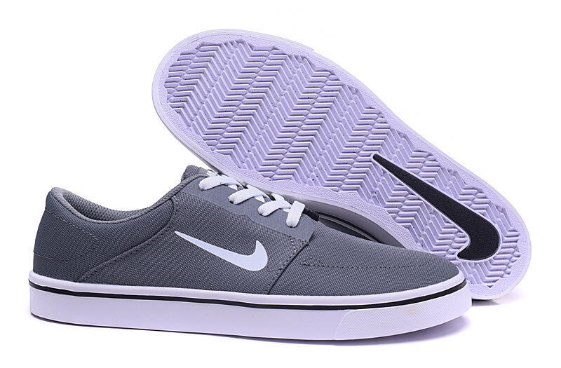 Nike  SB Portmore CNVS - (US 10.5, Eur 44.5)  your satisfaction is our target