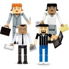 The Cubes 4 Action Figure Office Expansion Set!