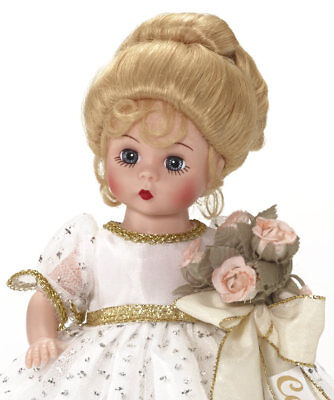 """Details about  /Madame Alexander Congratulations Wendy 8/"""" Collectible Doll 69757"""