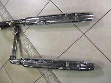 HARLEY DAVIDSON OEM Straight Cut Stock Exhaust Mufflers 09 2013 Touring Pair