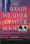The Handy Weather Answer Book by Kevin Hile (Paperback, 2009)