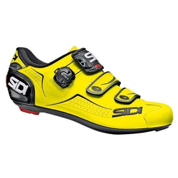 OFFERTAAA chaussures Strada SIDI ALBA jaune 2019 numero 45