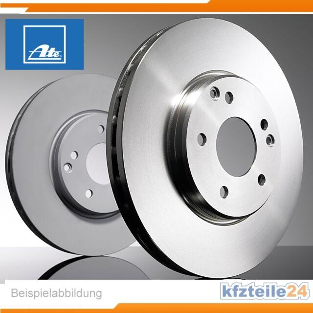 ATE | 2 Original Bremsscheiben Vorderachse Vorne Vorderachse (1420-21346) für u.