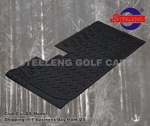 Club Car Ds Model Golf Cart Rubber Floor Mat Ebay