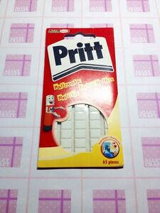 Pritt-Tack-Adhesive-Glue-Pads-Alley-039-s-Craft