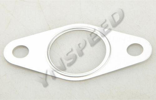 T-304 STAINLESS STEEL WASTEGATE DUMP PIPE TUBE FLANGE GASKET 35//38MM CHARGER