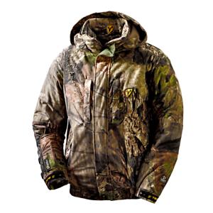 ScentBlocker Outfitter Chaqueta W-Zip-hacia fuera-Sherpa Vest-Mossy Oak país-Grande