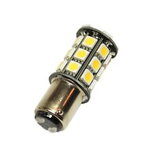 BA15D LED    27 SMD  RED  INTERIOR LED LIGHT BULB