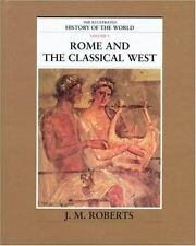 Rome and the Classical West Vol. 3 by J. M. Roberts (2002, Paperback)