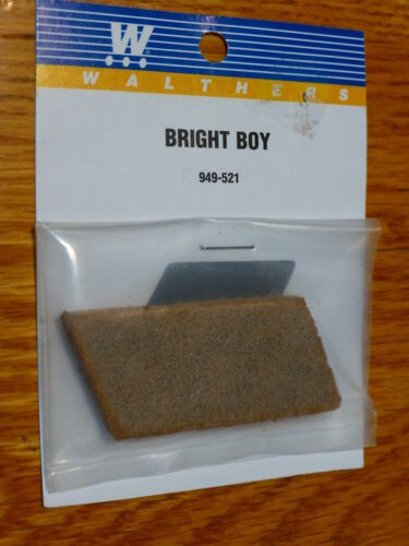 Standard Grit Walthers #949-521 Bright Boy Abrasive Track Cleaner