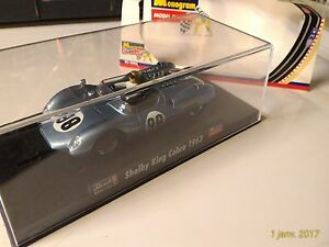Monogramme Revell 1/32 Shelby King Cobra 1963 (sans Scalextric Slot.it Fly Carrera)