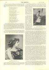1896 International Toboggan Race Davos Platz Anne Beaufort Mrs Duncan Hume