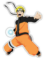 """Naruto 6"""" Height Anime Decal Sticker for Car Window Motor Bumper 001"""