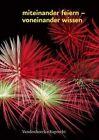 Miteinander Feiern - Voneinander Wissen by Vandenhoeck & Ruprecht GmbH & Co KG (Paperback, 2008)