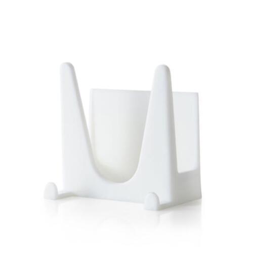 Plastic Kitchen Pot Pan Holder Racks Bathroom Sucker Bracket Storage Tools L