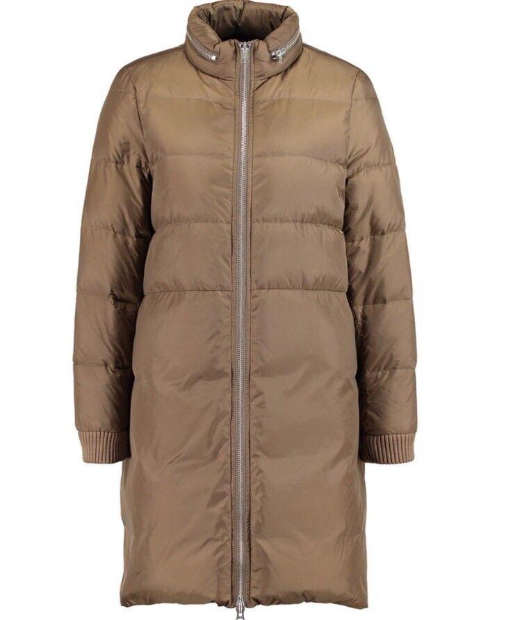 MAISON MARTIN MARGIELA  MM6 Padded Zipped Coat Size  IT 42