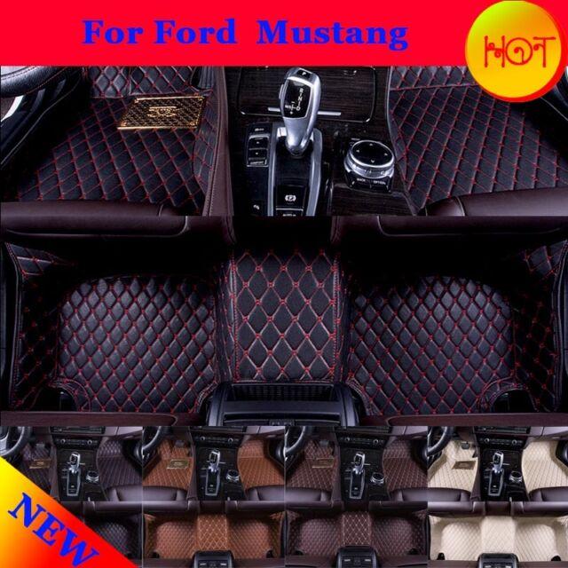 Ford Mustang Floor Mats 2007