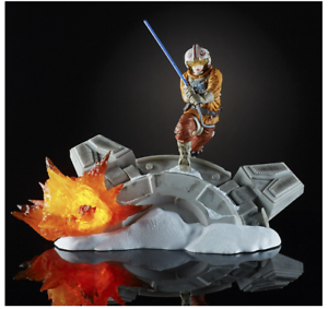 Star Wars The Black Series Centrepiece Luke Skywalker Figure BNIB Genuine