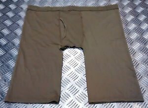 Genuine-British-Armed-Forces-Cleancool-Base-Layer-Shorts-Pants-All-Sizes-NEW