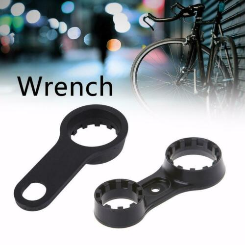 Cycling Double Head Front Fork Repair Spanner Bike Wrench Suntour XCR For SR XCT