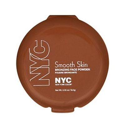 N.Y.C. NYC Smooth Skin Bronzing Face Powder - Sunny Bronzer 720