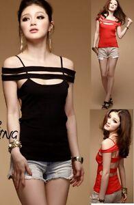 sexy-canottiera-top-t-shirt-maglietta-da-donna-ciut-out-con-le-stringhe-118513