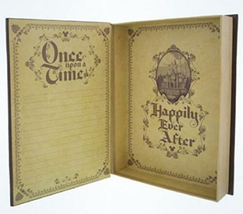 Disney Parks Exclusive Aurora/'s Castle Once Upon a Time Storybook Keepsake New