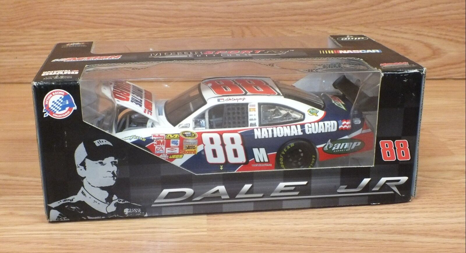 Action Racing Collectibles Motor Sports Edition Dale Jr.  88 LE Die Cast Car