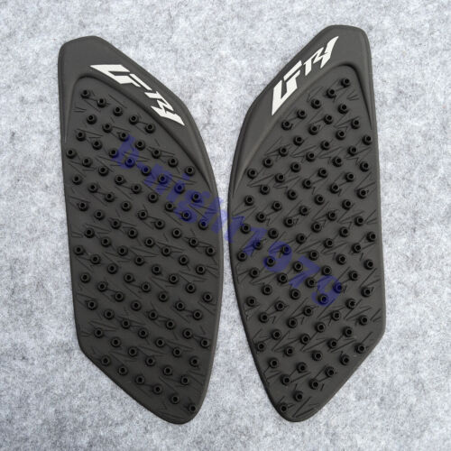 Tank Traction Side Pad Gas Knee Grip Fit For Yamaha YZF-R1 2009-2011 09 2010 11