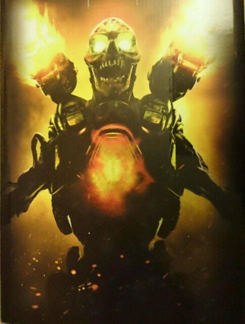 Doom 4 PC DVD Collector´s Edition.Edicion coleccionista.