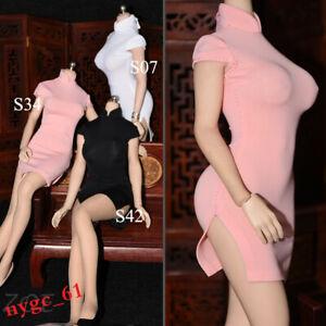 1//6 Female Short Dress Short Skirt Accessory 12/'/' Phicen JIAOU Figure Clothes