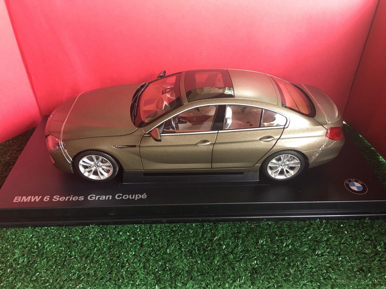 Bmw 650i gt 6 series 1   18 gran coupé