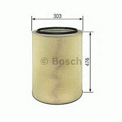 BLUE PRINT ENGINE AIR FILTER AIR ELEMENT OE REPLACEMENT ADT32298