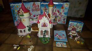 Playmobil - Princess Lock 5142 & Pegasus 5144 Très bon état