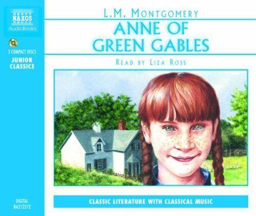 Various - Anne Of Green Gables DCD #G1987843