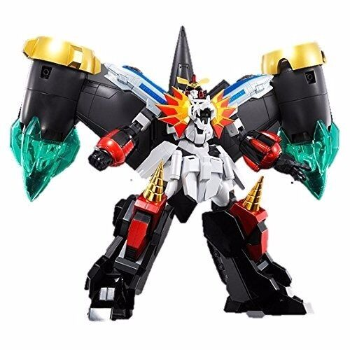 Super Robot Chogokin REPLI GAOGAIGAR & KEY TO VICTORY Action Figure Japan BANDAI