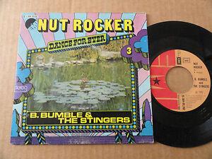 DISQUE-45T-DE-B-BUMBLE-AND-THE-STINGERS-034-NUT-ROCKER-034