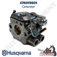 Genuine Husqvarna Carburetor 576019801 | 323 326 327 223