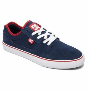 DC Shoes Tonik Zapatos para Hombre - Navy/Red, EU 42,5