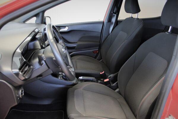 Ford Fiesta 1,0 EcoBoost ST-Line billede 15