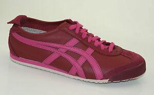 Asics-Onitsuka-Tiger-MEXICO-66-Sneakers-Turnschuhe-Schnuerschuhe-Damen-Schuhe