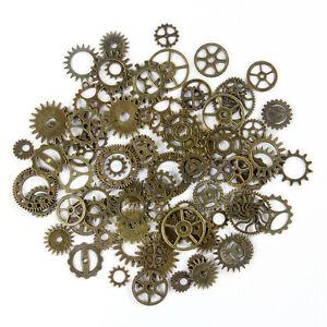 20-X-Engranajes-Del-Reloj-Steampunk-Vintage-Rueda-Colgante-Encantos-DIY-Gears-SA