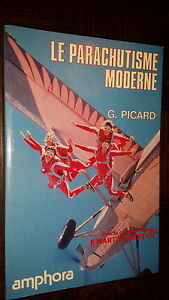 LE-PARACHUTISME-MODERNE-Gilbert-Picard-1989