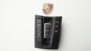 Porsche-991-Bedienteil-Schalter-Kombischalter-Taster-Mittelkonsole-jh33