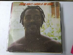 John-Holt-World-Of-Love-Vinyl-LP-1977-REGGAE-ROOTS