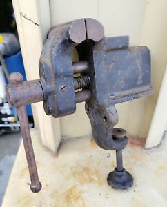 Bench Vise Anvil Woodworking Machinist